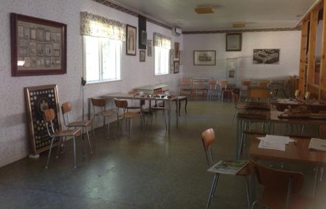 Klaverens hus, café