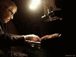 Hans Leygraf (1920-2011) har bjudit oss sin pianokonst vid ett flertal konserter. Foto: Eva Ekenberger.
