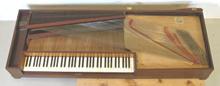 Mathias Petter Kraft, hammarklaver nr 153 från 1798 (MTM N36382, foto Musik- och Teatermuseet).