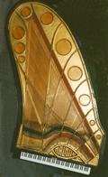 """""""Bananflygel"""" J.G. Malmsjö nr 4001 från 1934"""